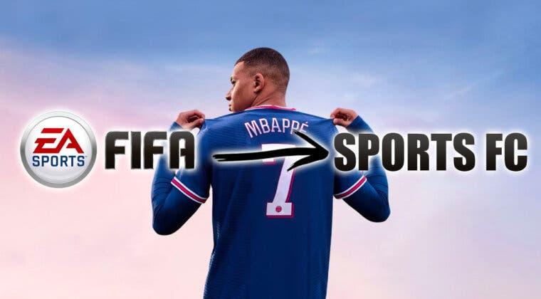 Imagen de EA Sports FC sería el horrible nuevo nombre de FIFA a partir de FIFA 23