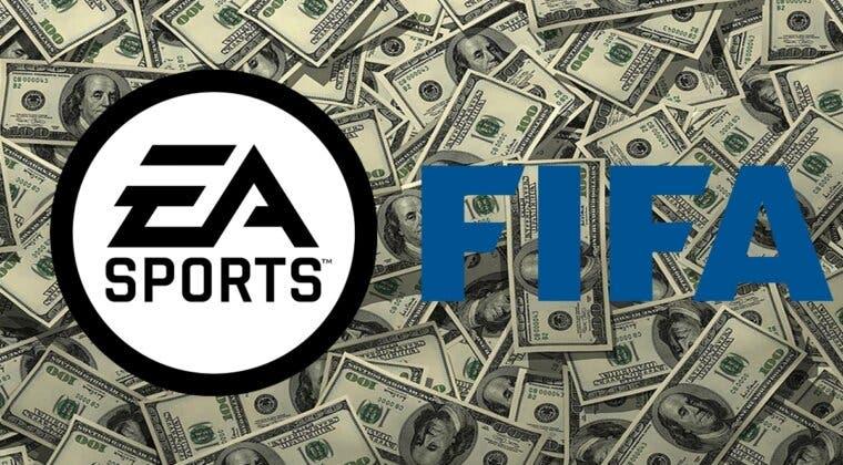 Imagen de Este sería el motivo de la disputa entre EA y FIFA: mucho dinero y límites en la monetización de juego