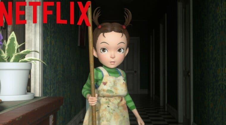 Imagen de Earwig y la Bruja pone fecha a su estreno en Netflix