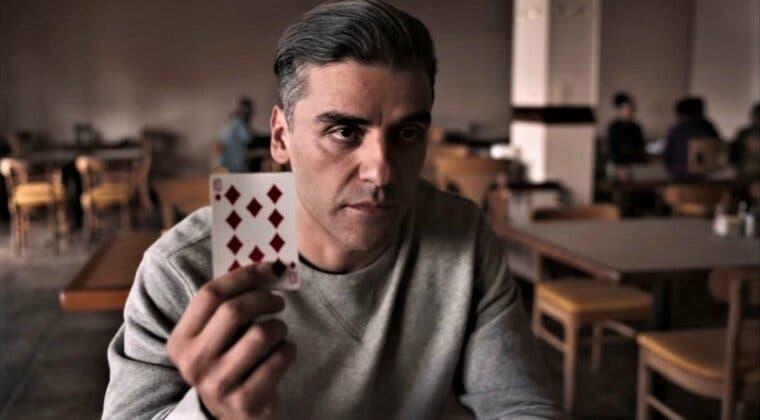 Imagen de El contador de cartas, la nueva película de Oscar Isaac, presenta su tráiler en español