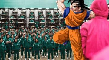 Imagen de El personaje más temido de El juego del Calamar fue Goku en Dragon Ball