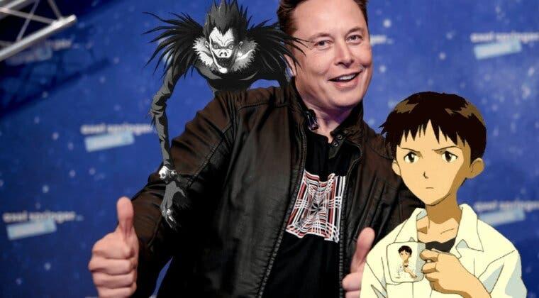 Imagen de Estos son los 7 animes favoritos de... Elon Musk