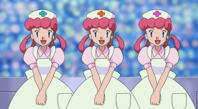 Imagen de La Enfermera Joy sale del Centro Pokémon gracias a este cosplay
