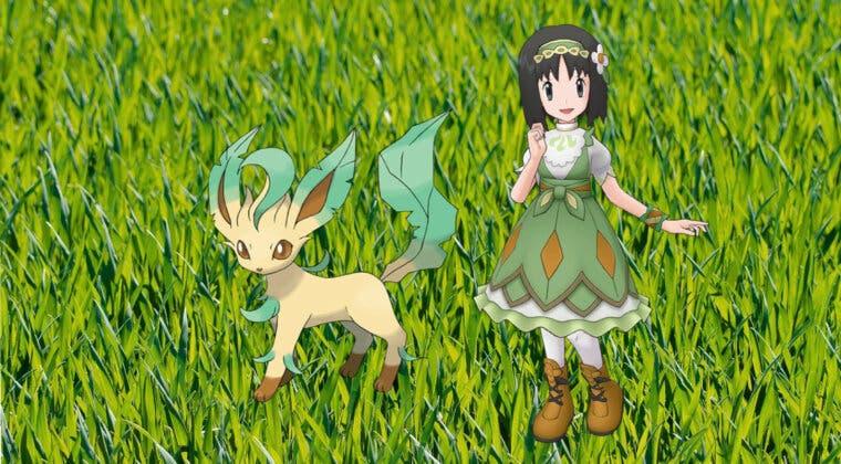 Imagen de Pokémon Masters EX: Análisis de Erika (Traje S) y Leafeon