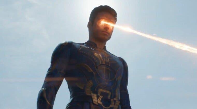 Imagen de Eternos: Ikaris y Superman se parecen, pero sus productores han logrado que no te des cuenta