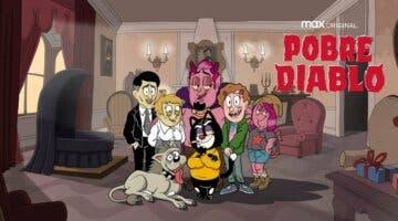 Imagen de Pobre Diablo: HBO Max anuncia su primera serie de animación para adultos española