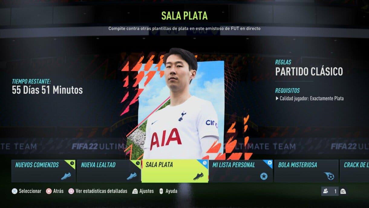 FIFA 22: llegó la primera carta gratuita de plata y cuenta con unos números sorprendentes Ultimate Team