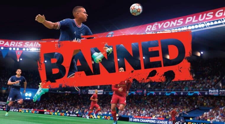 Imagen de FIFA 22: EA Sports banea temporalmente a 30.000 usuarios de Ultimate Team por aprovechar un bug en sus partidos