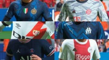 Imagen de FIFA 22: más equipaciones interesantes que puedes usar en Ultimate Team (2ª parte)