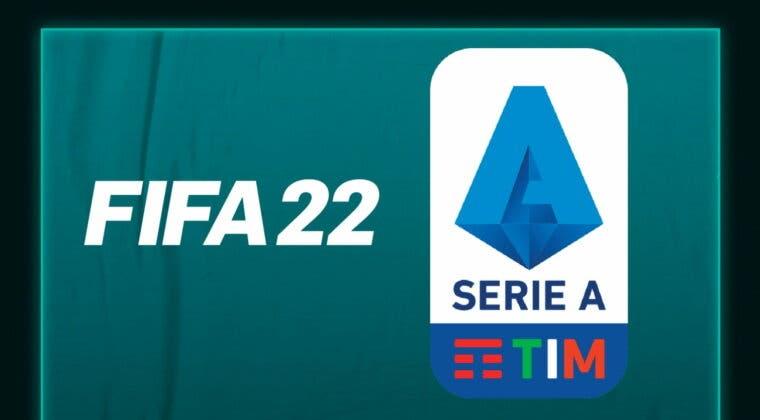 Imagen de FIFA 22: filtrado el ganador del POTM de la Serie A. Podría ser una carta muy interesante