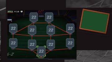 Imagen de FIFA 22: tácticas para utilizar la formación 4-4-2, un sistema que sigue siendo competitivo en Ultimate Team