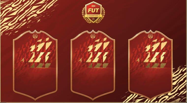 Imagen de FIFA 22: novedades para el bug de las recompensas en FUT Champions. EA Sports informa sobre ellas