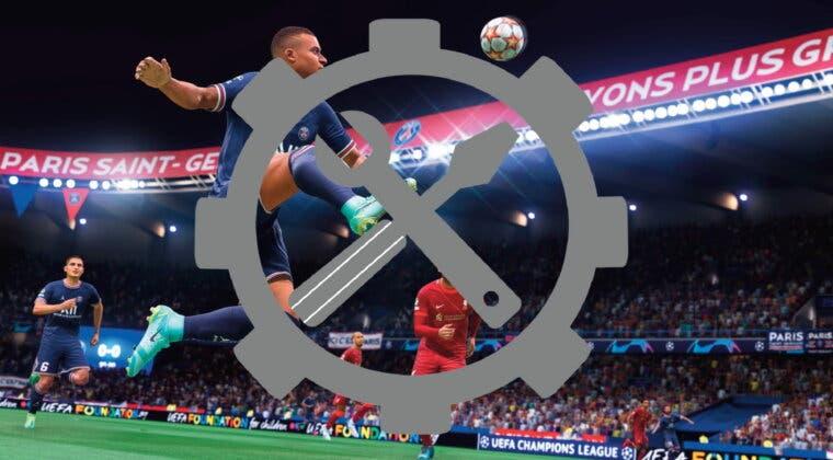 Imagen de FIFA 22: no podemos jugar partidos de Ultimate Team por tiempo limitado por un nuevo mantenimiento