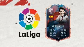 Imagen de FIFA 22 FUT Heroes: review de Fernando Morientes. ¿Un delantero interesante?