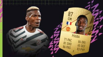 Imagen de FIFA 22: ¿Está Pogba sobrevalorado o vale su precio actual? Review