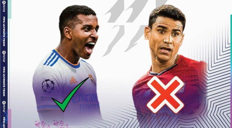 Imagen de FIFA 22: seguimiento de los RTTK de la Champions League. ¿Qué jugadores aumentan y cuáles reducen sus posibilidades de mejorar?