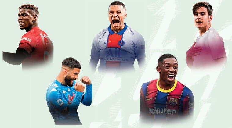 Imagen de FIFA 22 Modo Carrera: cracks que acaban contrato en 2022. Así puedes tratar de conseguirlos gratis o ficharlos a muy buen precio