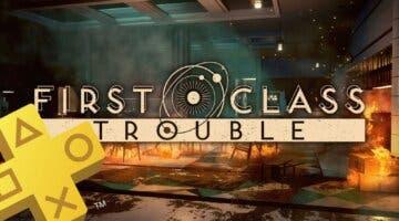 Imagen de Descubre First Class Trouble, el sucesor de Among Us que llegará en noviembre a PS Plus