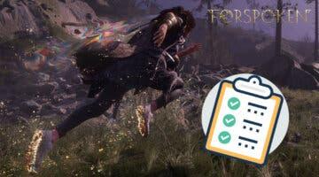Imagen de Forspoken revela nuevos datos sobre sus personajes, combate y mucho más