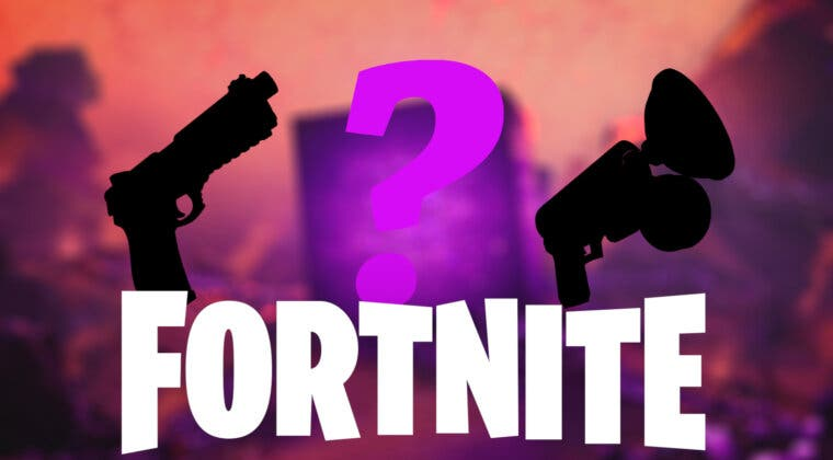 Imagen de Fortnite recibe dos nuevas armas con su actualización 18.30; descubre cómo son y qué hacen