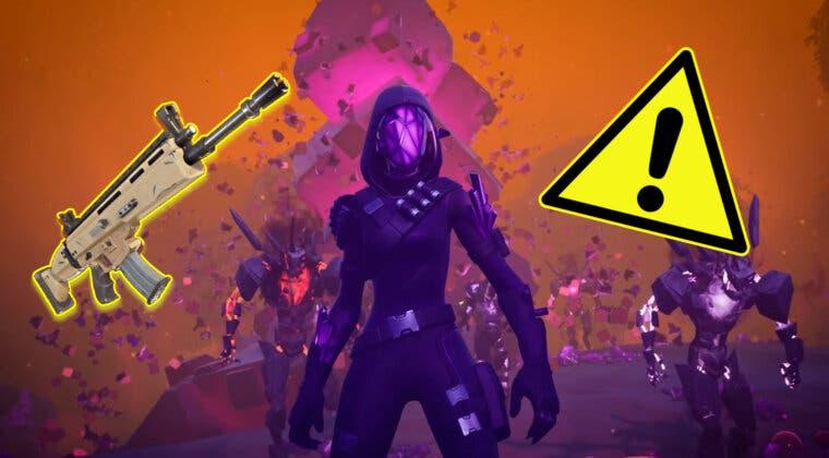 Imagen de Fortnite: sigue este sencillo truco para conseguir las mejores armas en una partida de la Temporada 8
