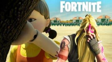 Imagen de Fortnite: así serían las nuevas skins de El Juego del Calamar creadas por un fan que te dejarán sin palabras