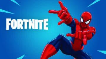 Imagen de Fortnite deja muchas pistas sobre una futura colaboración con Spider-Man en la Temporada 9