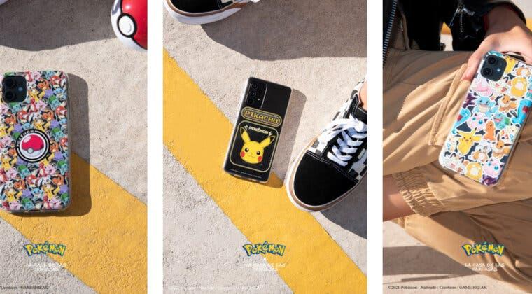 Imagen de ¿Buscas fundas de Pokémon para tu móvil? ¡Mira estos nuevos modelos!