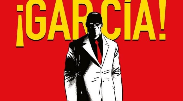 Imagen de HBO Max lanza el primer teaser de ¡García!, su serie sobre el irreverente superhéroe español