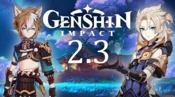 Imagen de Genshin Impact ya empieza a ver filtrados los personajes de los banners de la 2.3; Gorou incluido y nuevo personaje