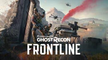 Imagen de Ghost Recon Frontline es oficial; un free-to-play que mezclará el shooter táctico con el battle royale