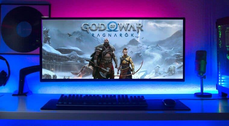 Imagen de God of War: Ragnarök también puede tener un port para PC más pronto que tarde