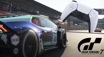 Imagen de Gran Turismo 7 explica cómo aprovecha el DualSense de PS5 y su audio en un nuevo vídeo