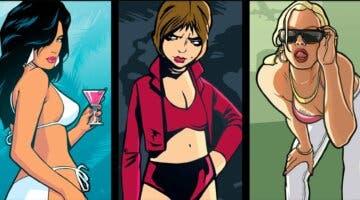 Imagen de GTA Trilogy desvela su fecha de lanzamiento; contará con edición digital y física
