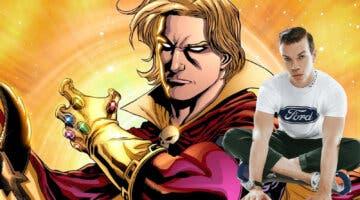 Imagen de Guardianes de la Galaxia Vol. 3 ficha a Will Poulter como Adam Warlock
