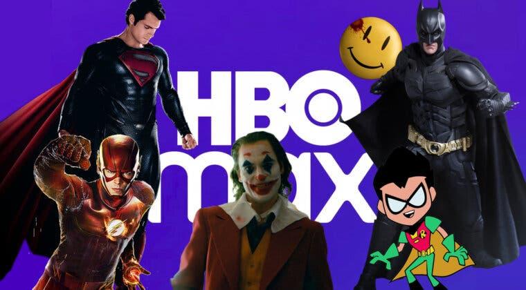 Imagen de Estas son las mejores series y películas de DC incluidas en HBO Max