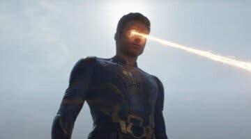 Imagen de Eternos: la directora Chloé Zao explica la referencia a Superman