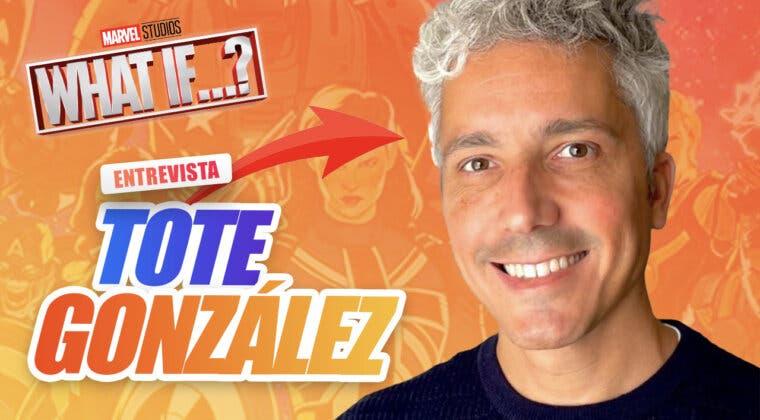 Imagen de Entrevistamos a Tote González, director de animación en ¿Qué Pasaría Si?, de Marvel