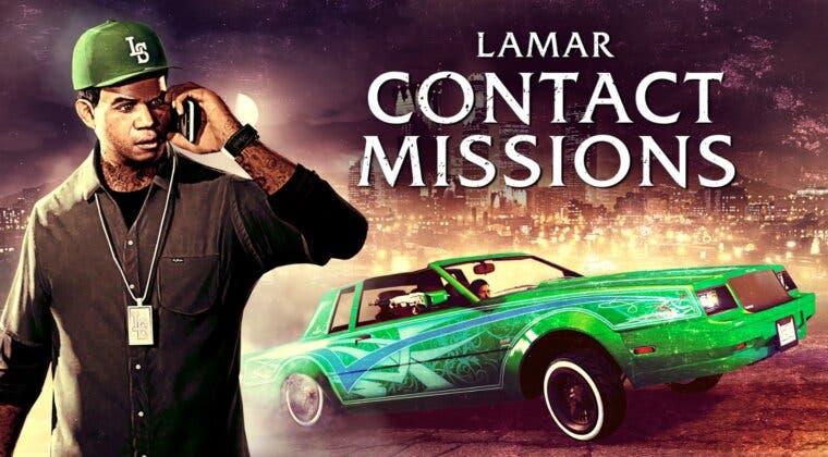 Imagen de GTA Online ofrece el triple de recompensas en misiones de contacto de Lamar durante una semana