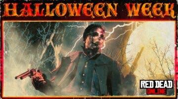 Imagen de Red Dead Online recibe su actualización semanal con las novedades de Halloween