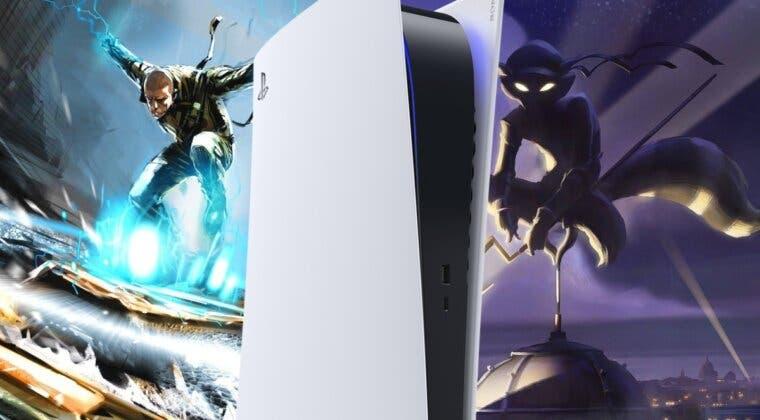 Imagen de Un conocido insider refuerza los rumores del regreso de InFamous y Sly Cooper a PS5