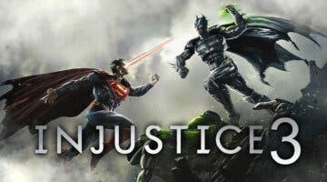 Imagen de ¿Se anunciará Injustice 3 de una vez? Si ocurre, podría pasar en la DC FanDome 2021