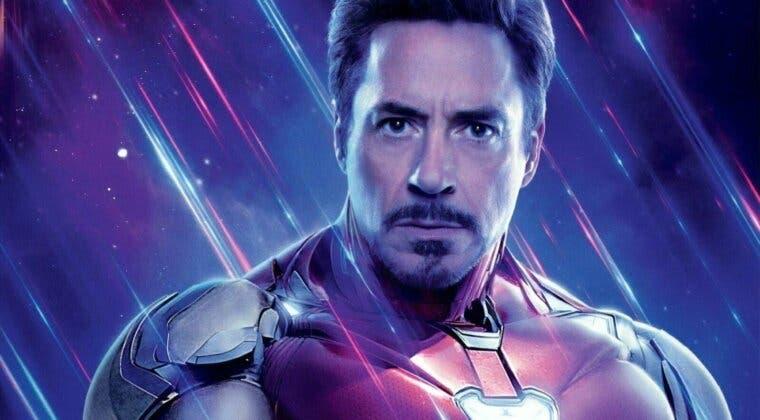 Imagen de Robert Downey Jr. podría haber sido este otro personaje en Marvel antes que Iron Man