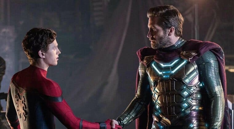 Imagen de Tom Holland ayudó a Jake Gyllenhaal a tratar este problema mientras grababan Spider-Man: Lejos de casa
