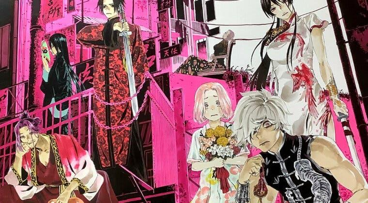 Imagen de Hell's Paradise: Jigokuraku pone fecha para conocer novedades sobre su anime