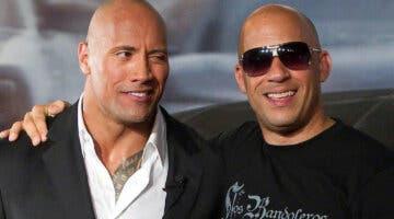 Imagen de Fast and Furious: Dwayne Johnson se disculpa por criticar a Vin Diesel en Instagram