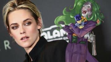 Imagen de Kristen Stewart responde a la posibilidad de interpretar al Joker para el Batman de Robert Pattinson