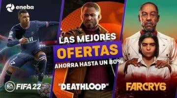 Imagen de Ofertas increíbles de Eneba: Far Cry 6, New World o Fifa 22 ¡Rebajados!