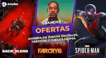 Imagen de Precios irresistibles para juegos como Far Cry 6, Back 4 Blood o Age Empires 4