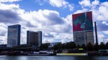 Imagen de Así es el brutal mural de 45 metros de Kaiju No. 8 que puede encontrarse en París